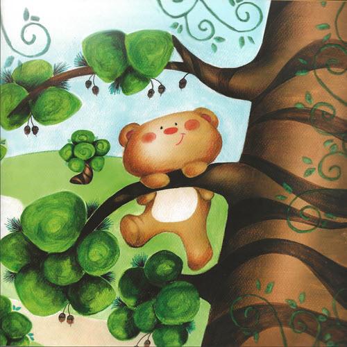 مكتبة الأمان - الدبدوب الصغير - Alaman Bookstore - Arabic Bookstore - Little Bear