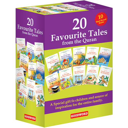 20 Favourite Tales