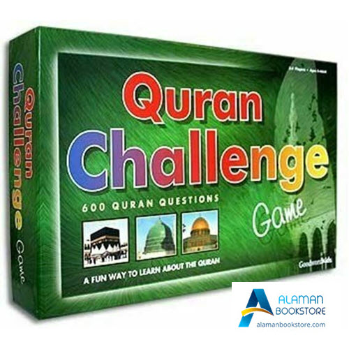 Islamic Bookstore - Arabic Bookstore - Quran Challenge Game