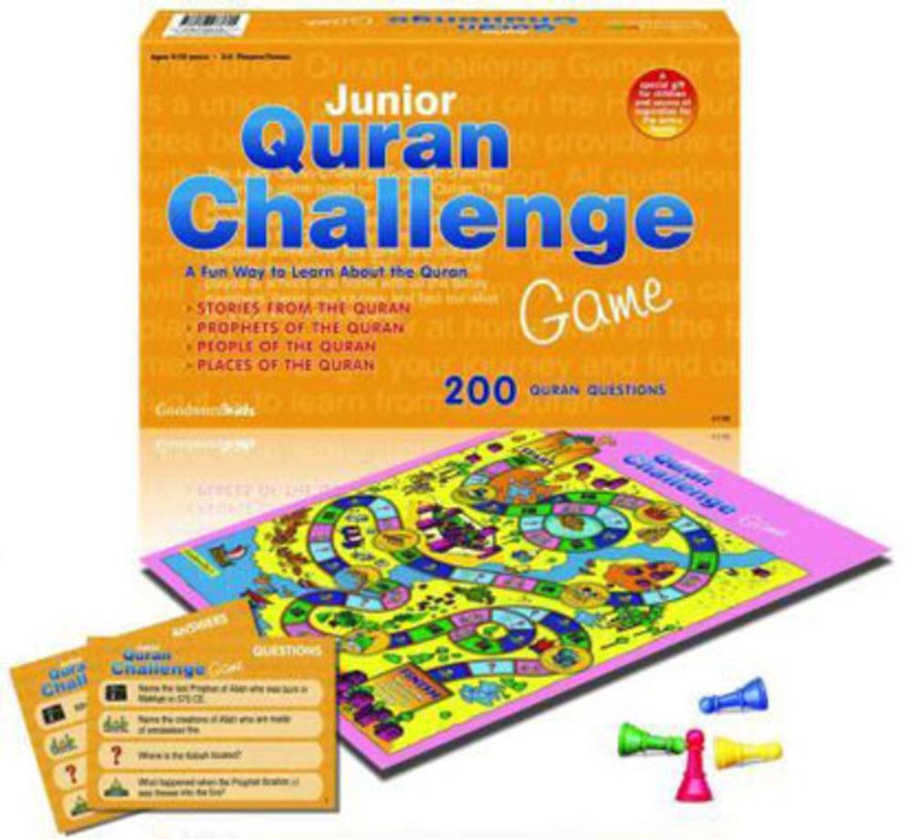 Islamic Bookstore -Junior Quran Challenge Game - Islamic Game 2
